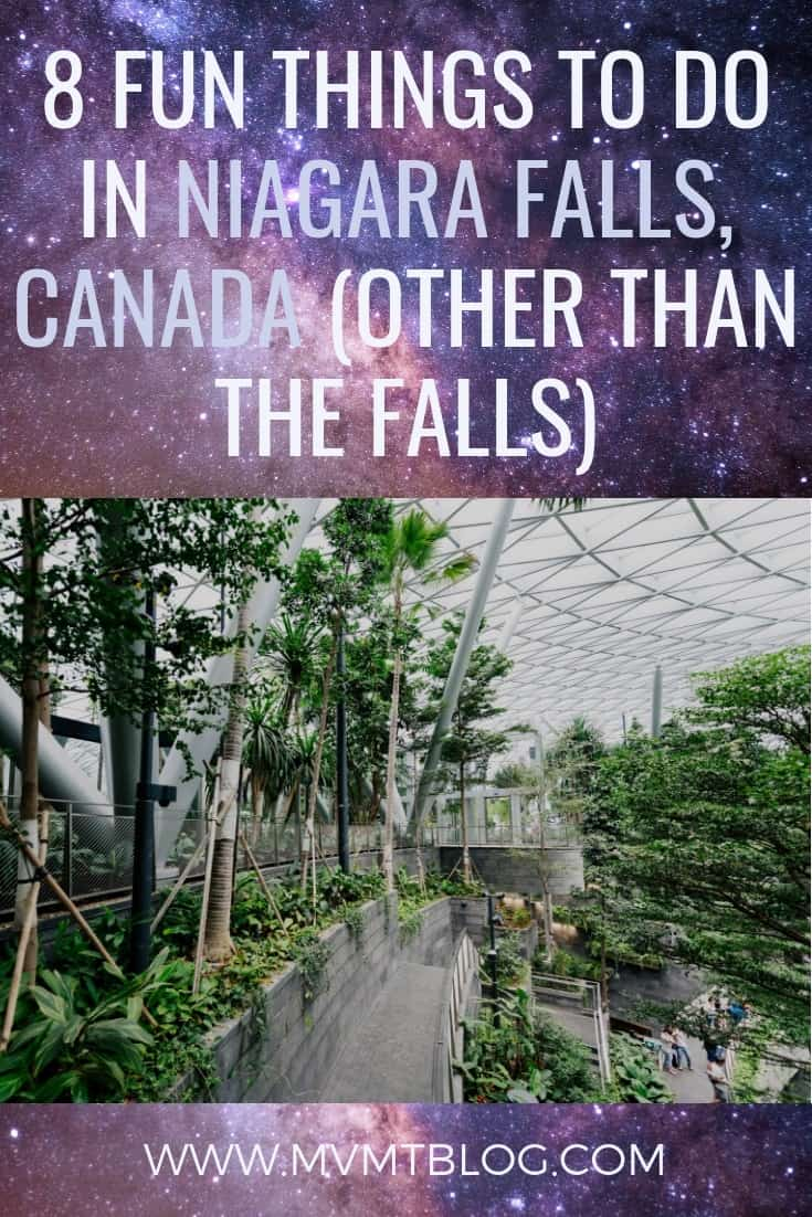 8 Fun Things To Do In Niagara Falls
