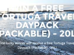 Tortuga Travel Daypack Review & GIVEAWAY | MVMT Blog