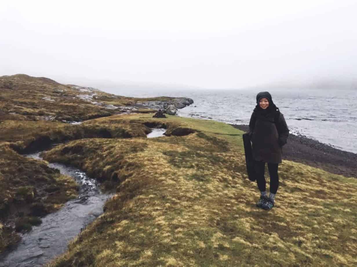 Hike to LakeSørvágsvatn