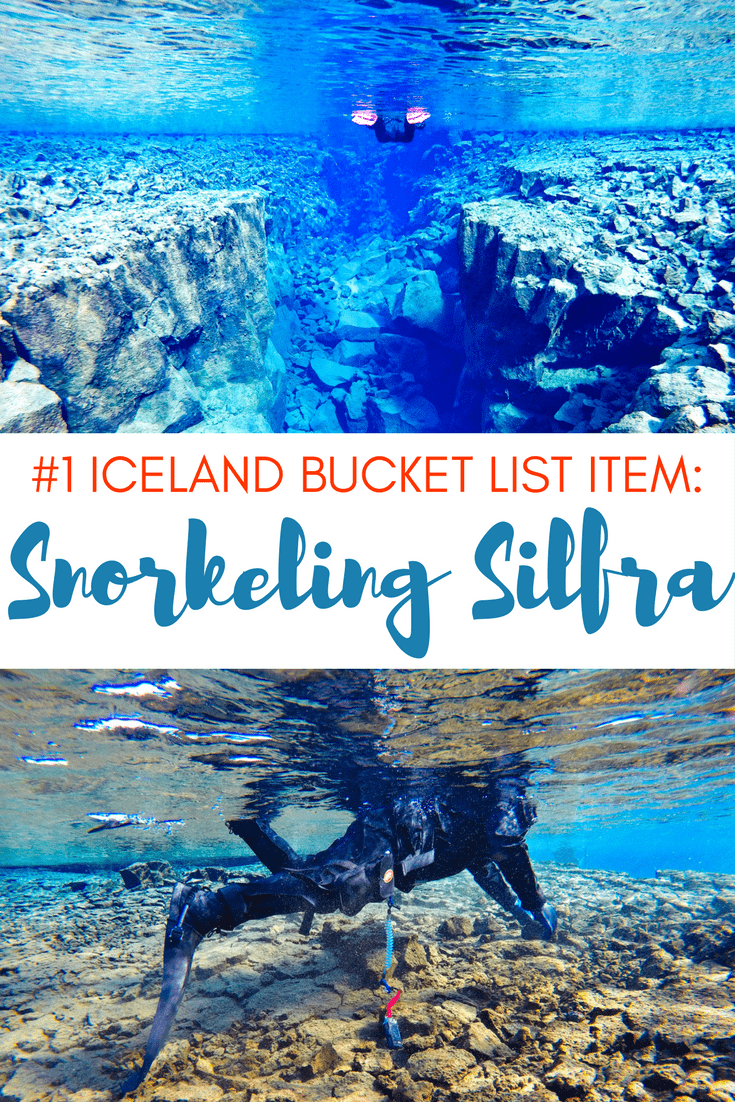 Snorkeling Silfra With DIVE.IS: Floating Between the North American and Eurasian Tectonic Plates