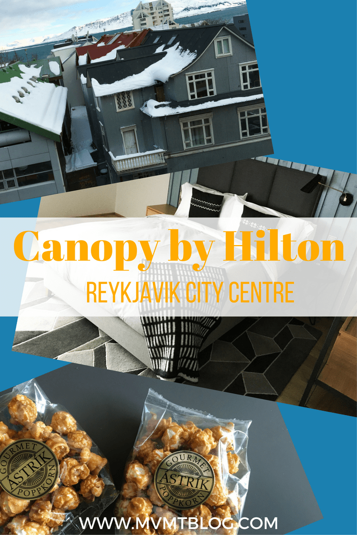 Stay in Style: Canopy by Hilton Reykjavik City Centre