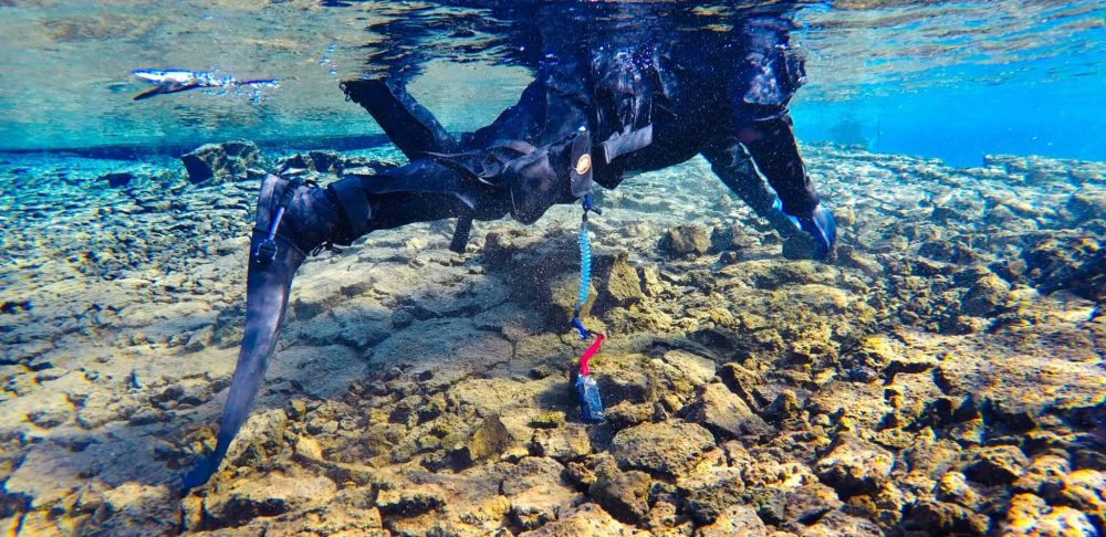 Snorkeling Silfra With Scuba Iceland: Floating Between the North American and Eurasian Tectonic Plates