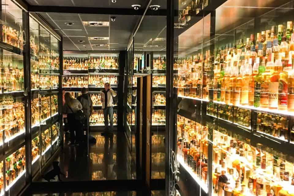 Scotch Whisky Experience: The Spirit of Edinburgh