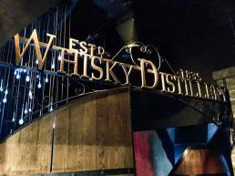 Scotch Whisky Experience: The Spirit of Edinburgh