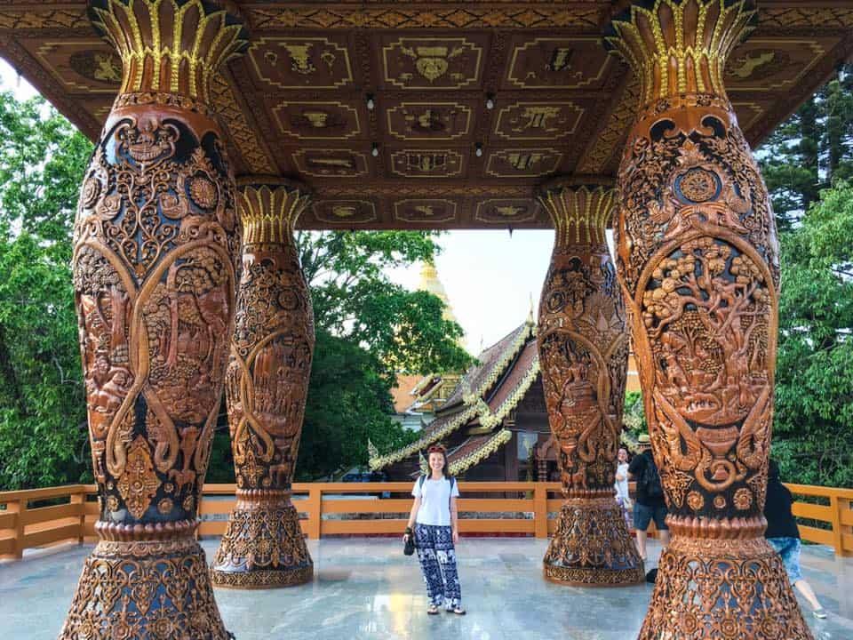 Perfect 4 Day Itinerary Chiang Mai