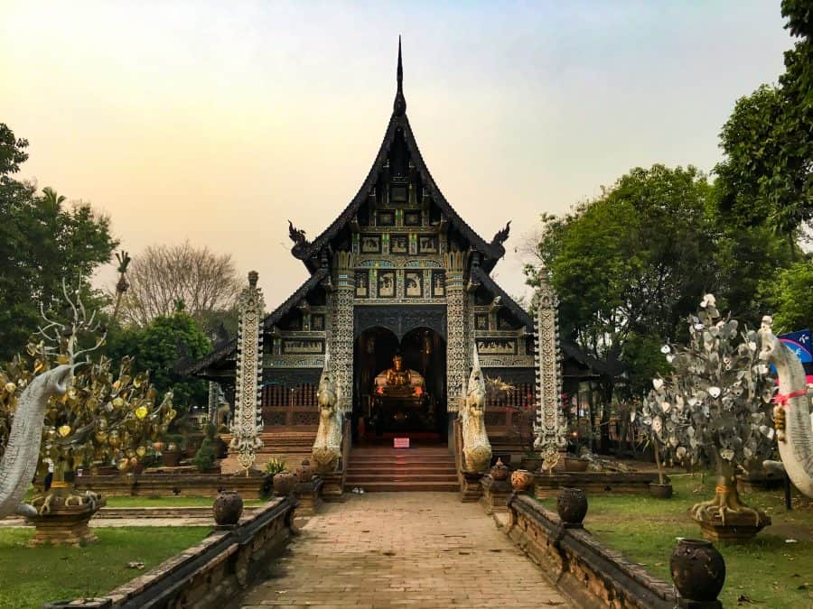Perfect 3 Day Itinerary Chiang Mai