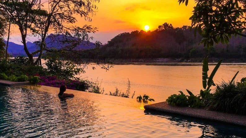 Luxury Resort in Luang Prabang: Mekong Estate