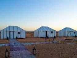 Glamping in the Sahara With Sahara Stars Camp
