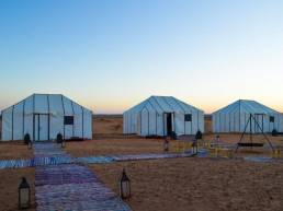 Glamping in the Sahara With Sahara Stars Camp