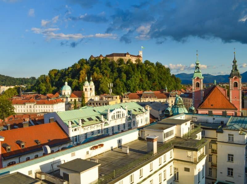 Best Hotel in Ljubljana City Centre: Grand Hotel Union
