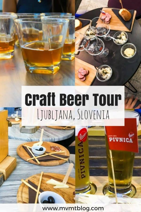 Discover Slovenia's Best Craft Beers With A Beer Lover's Experience of Ljubljana