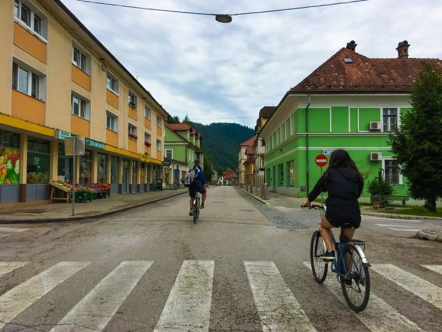 Cycling and Food Tour in the Heart of Slovenia