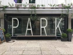 #1 Most Eco-friendly Hotel in Ljubljana: Hotel Park