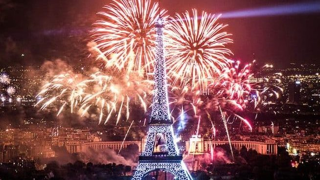 5 Best Places to Spend New Year's Eve