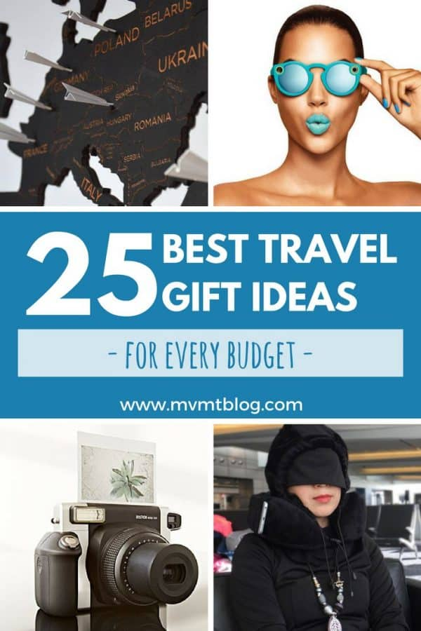 2017 Holiday Gift Guide: 25 Best Travel Gifts for Every Budget