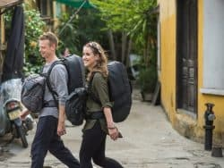 Best Travel Backpack 2018: Kosan Travel Pack System