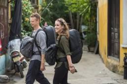 Best Travel Backpack 2018: Kosan Travel Pack System