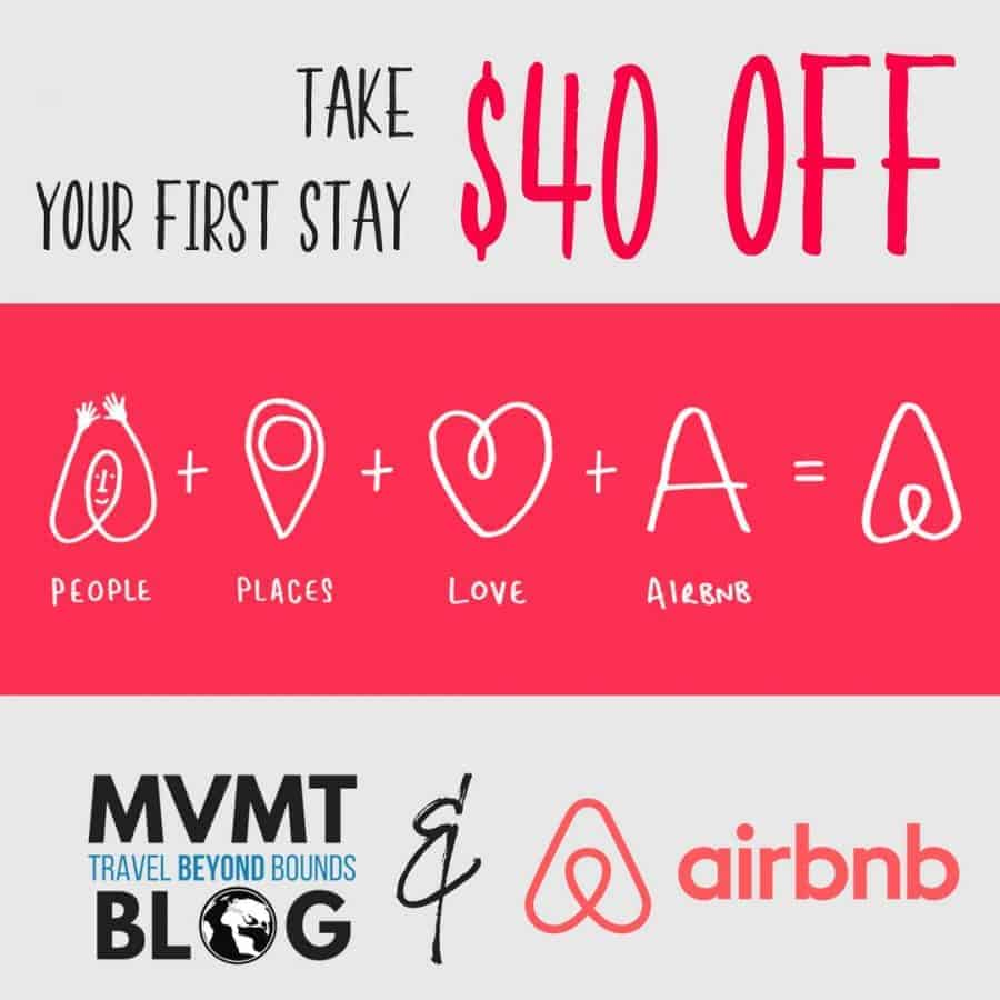5 Reasons Why You Should Try Airbnb and a $40 Airbnb Coupon Code