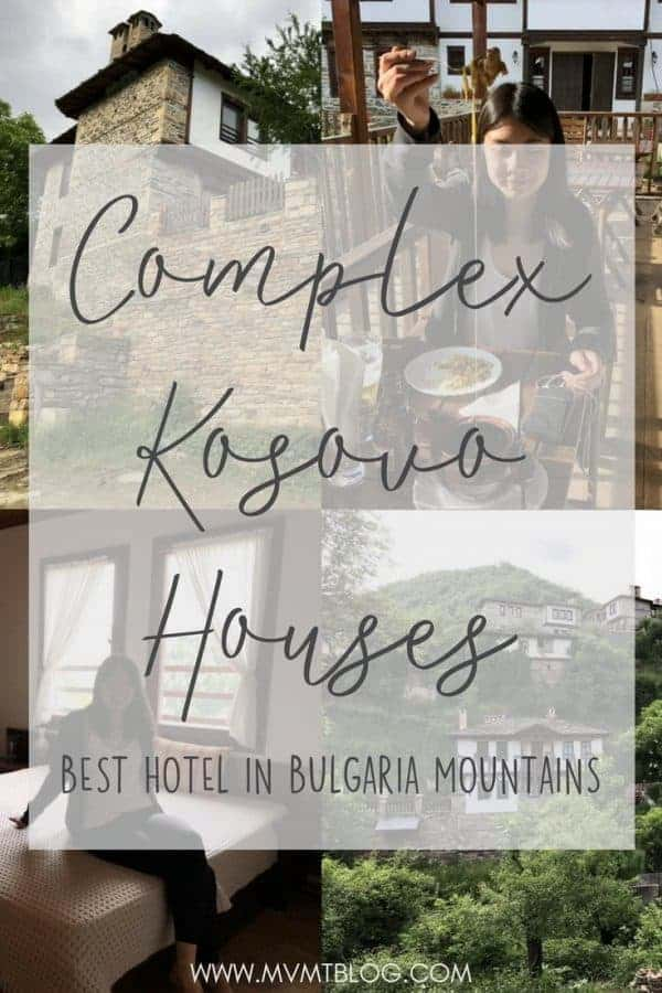 An Authentic Bulgarian Accommodation at Complex Kosovo Houses