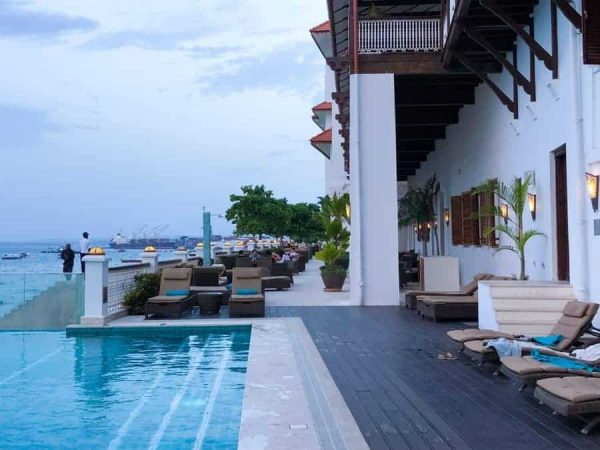 Best of Zanzibar Hotels on the Beach: Park Hyatt Zanzibar