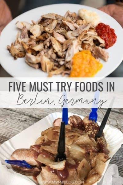Berlin Food Guide: Top Five Must Try Foods In Berlin