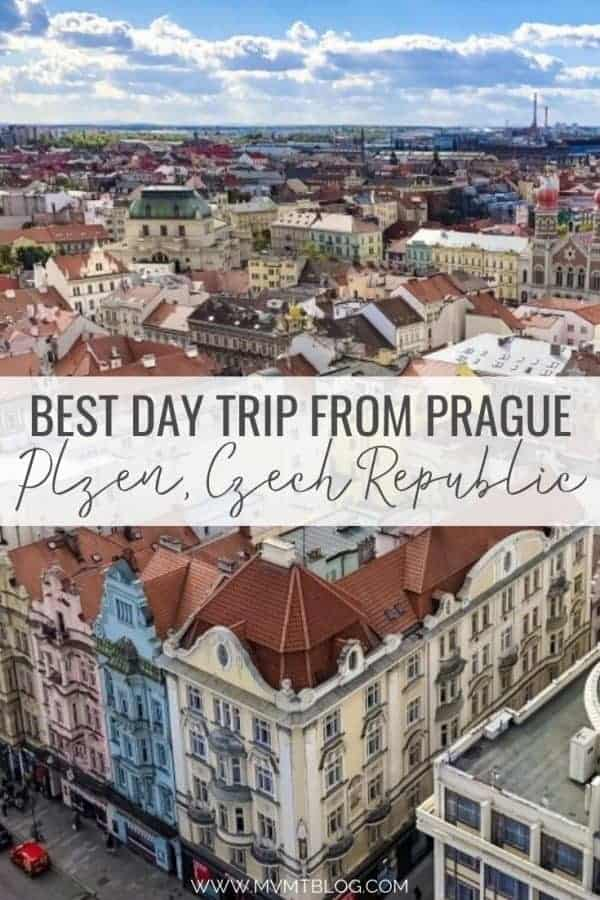 Best Day Trip From Prague: Visiting Plzen, Czech Republic
