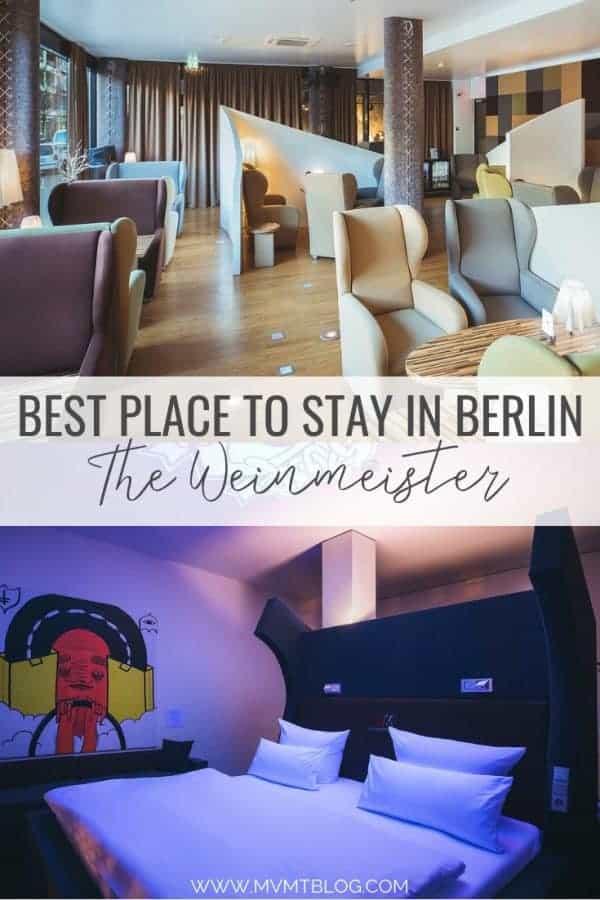 Best Place To Stay In Berlin: The Weinmeister Berlin-Mitte