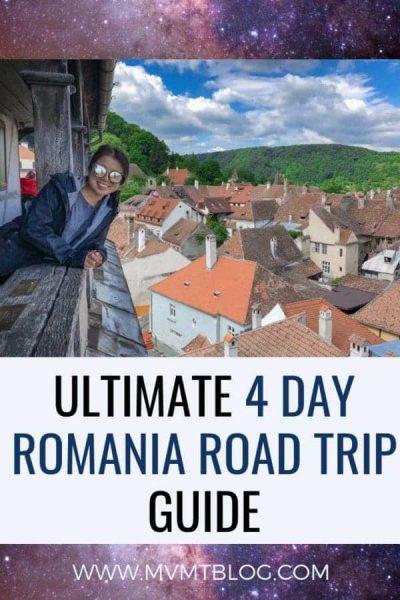 Ultimate 4 Day Romania Road Trip
