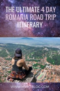 Ultimate 4 Day Romania Road Trip