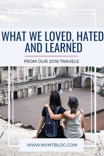 What We Loved, Hated, and Learned From Our 2018 Travels