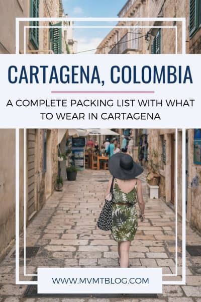 What to Wear In Cartagena: Your Comprehensive Packing List