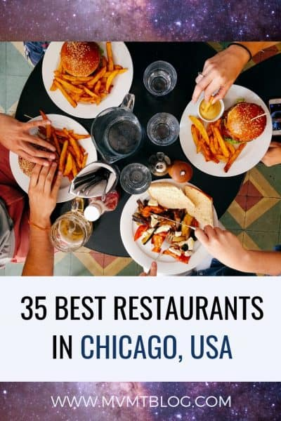 A Local's Guide to the 35 Best Restaurants in Chicago