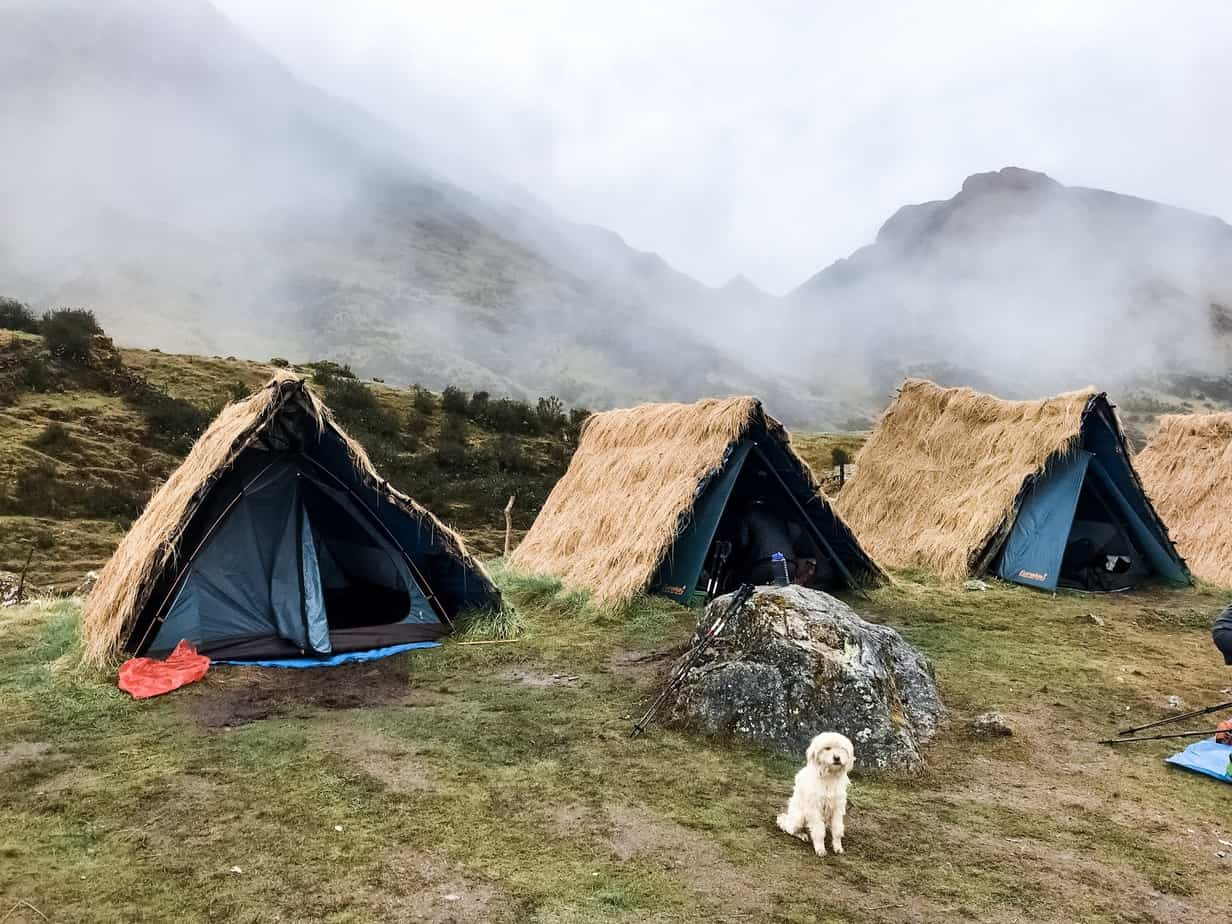 Wayracmachay Campsite