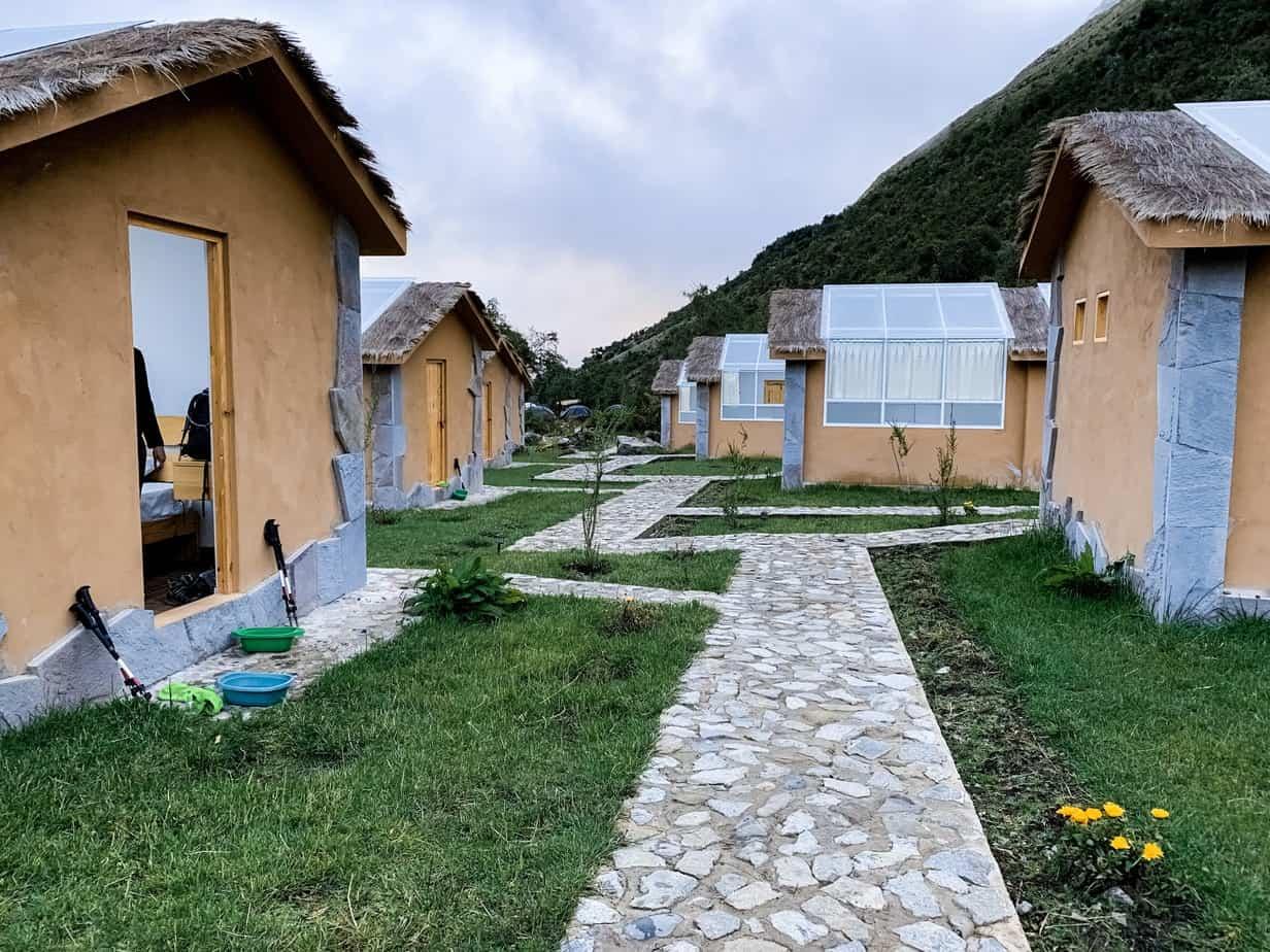 Soraypampa Campsite