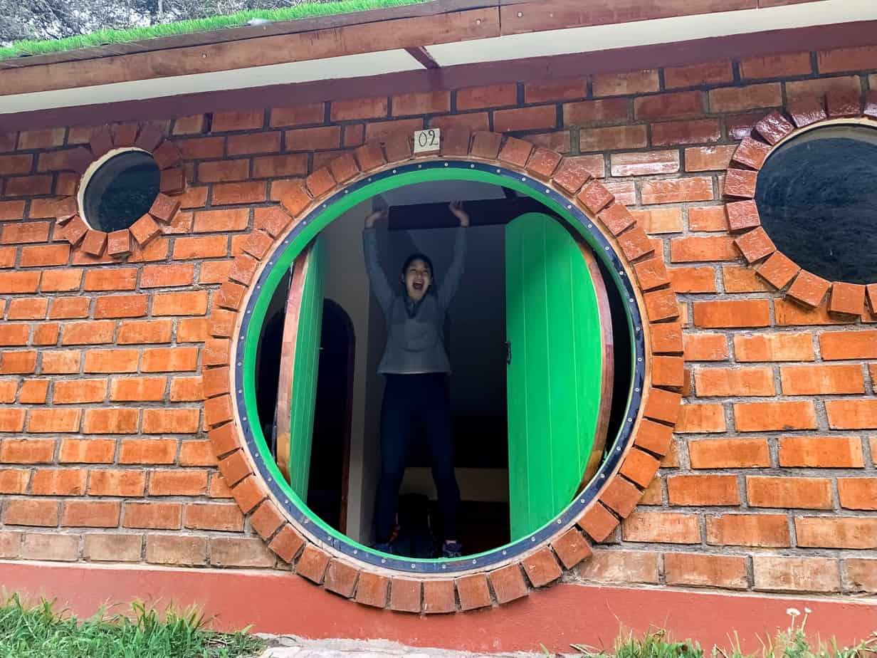 Loreta Hobbit Houses