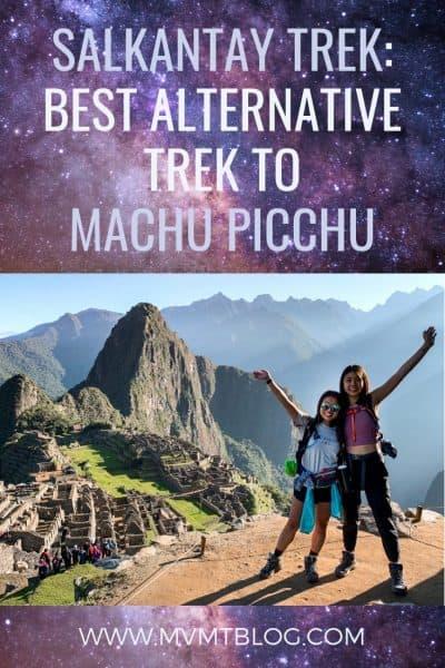 The Best Alternative Trek to Machu Picchu