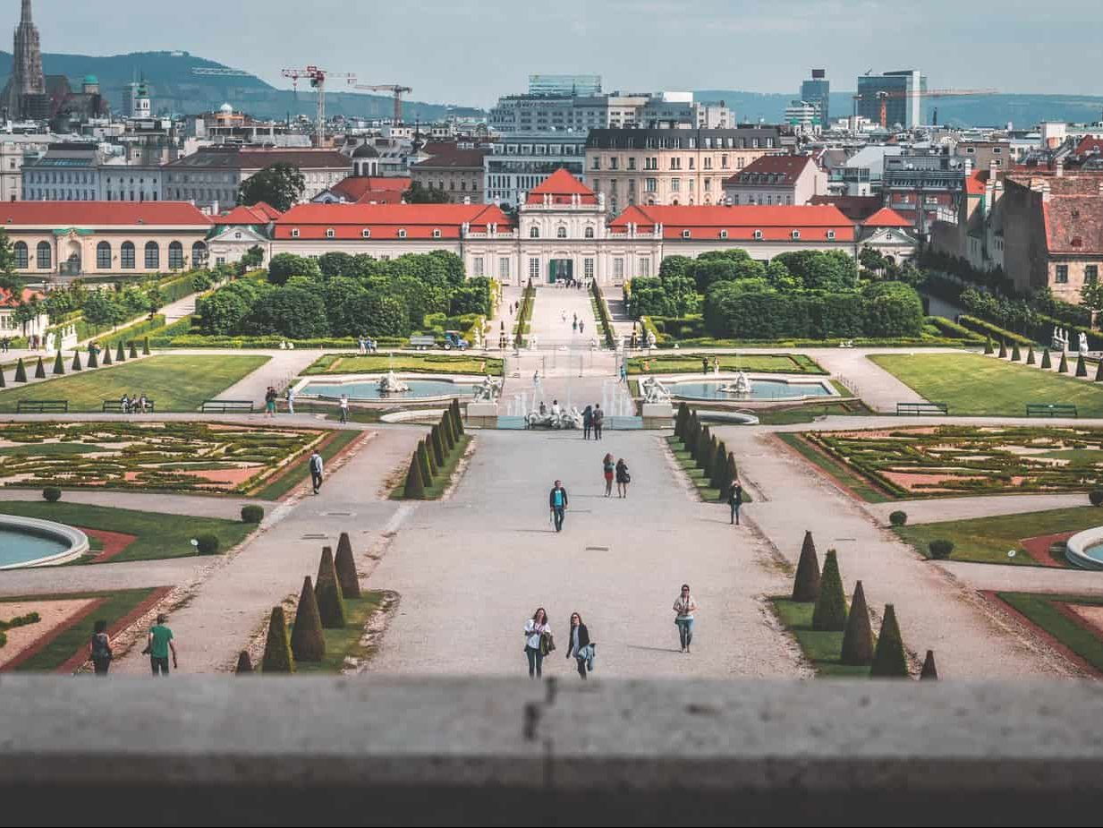 24 Hours In Vienna