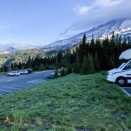 Mt. Rainier Camping and Hiking Guide