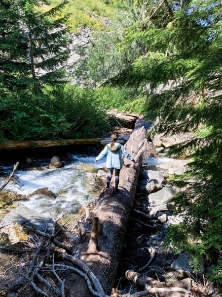 Silver Falls Trail, Mt. Rainier National Park