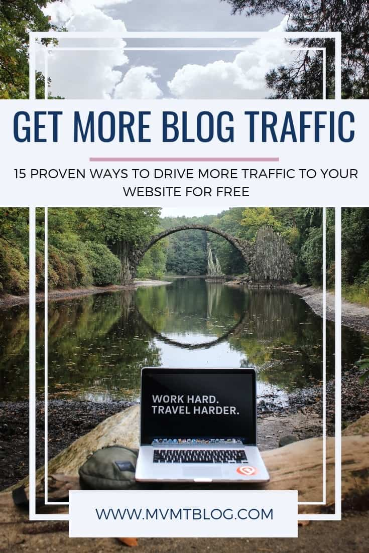 15 Ways To Drive Massive Traffic To Your Website For Free