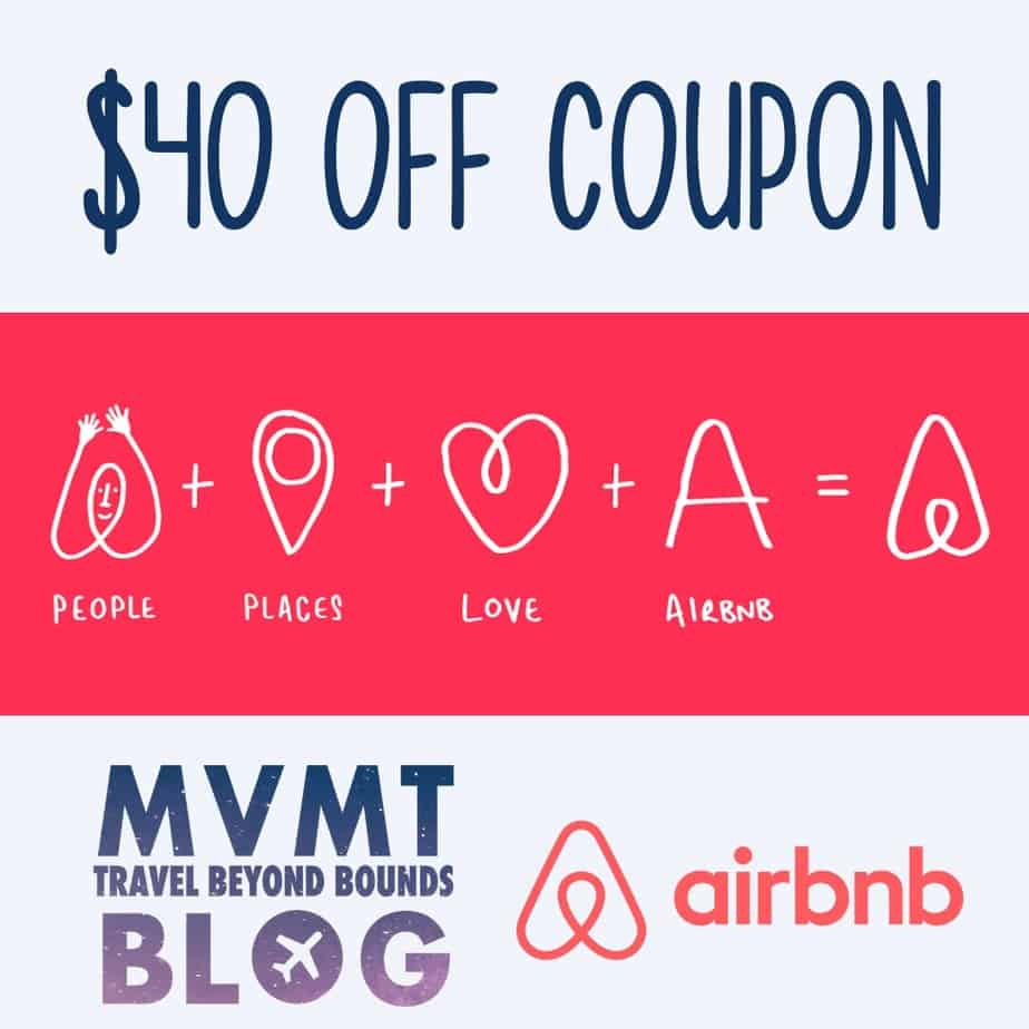 $40 Off Airbnb Coupon