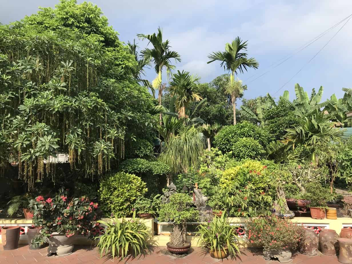 Outside of Yen Duc Village Woman's Home   MVMT Blog