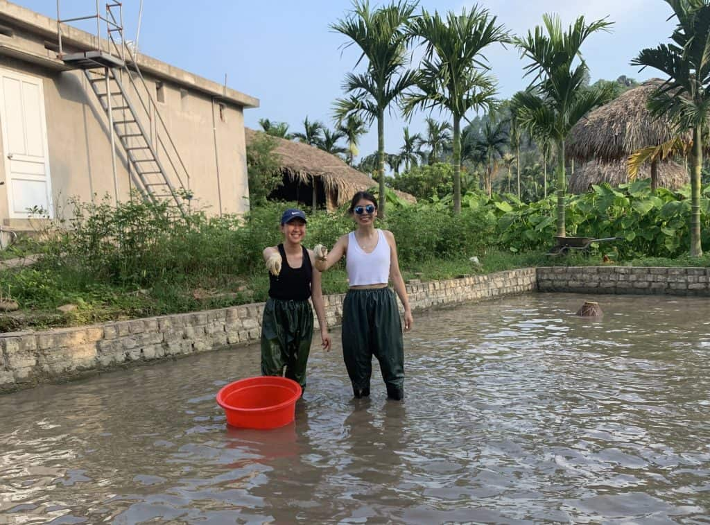 Pond fishing | MVMT Blog