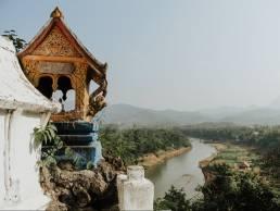 Mount Phou Si Luang Prabang