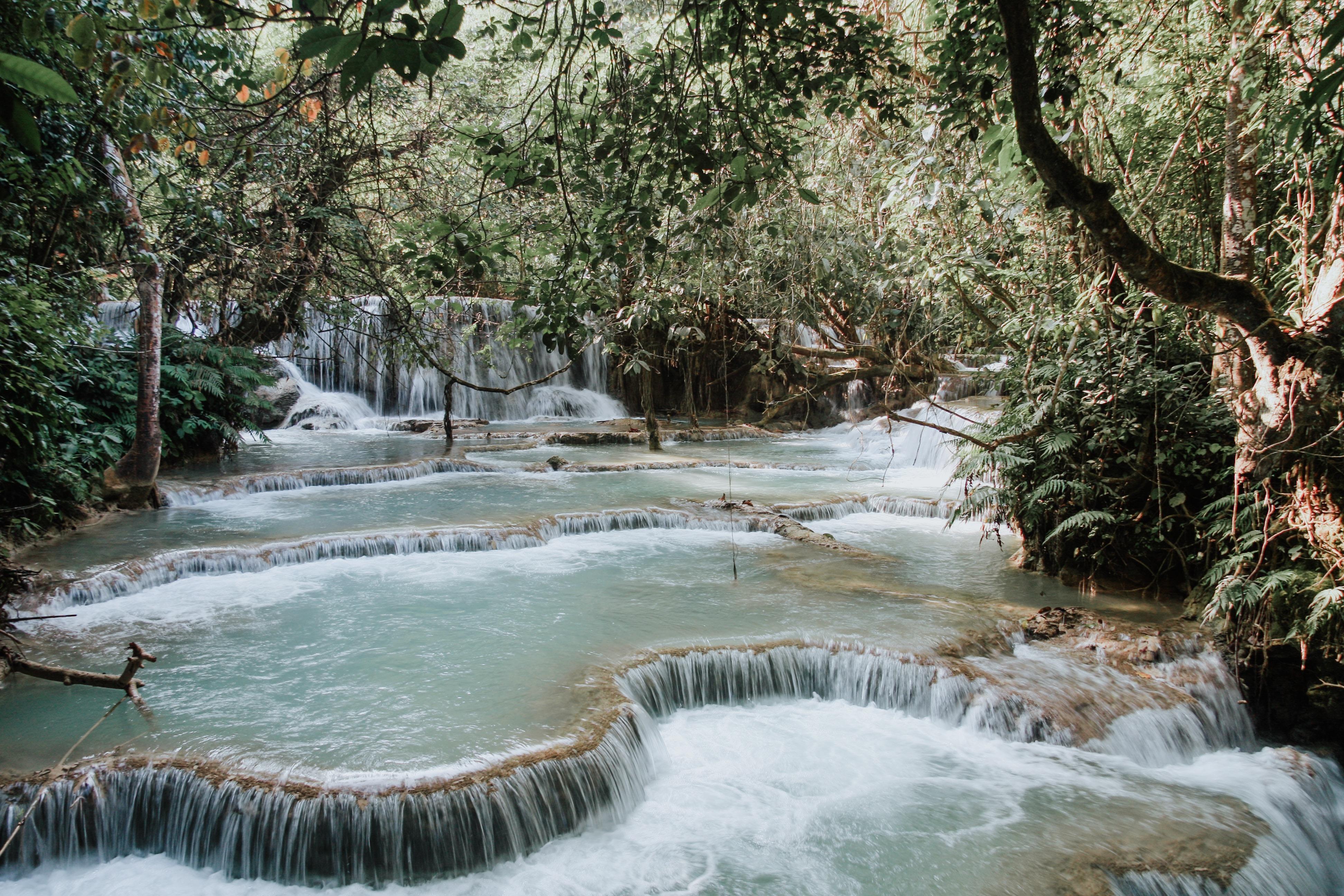 Kuang Si Falls - 24 Hours in Luang Prabang