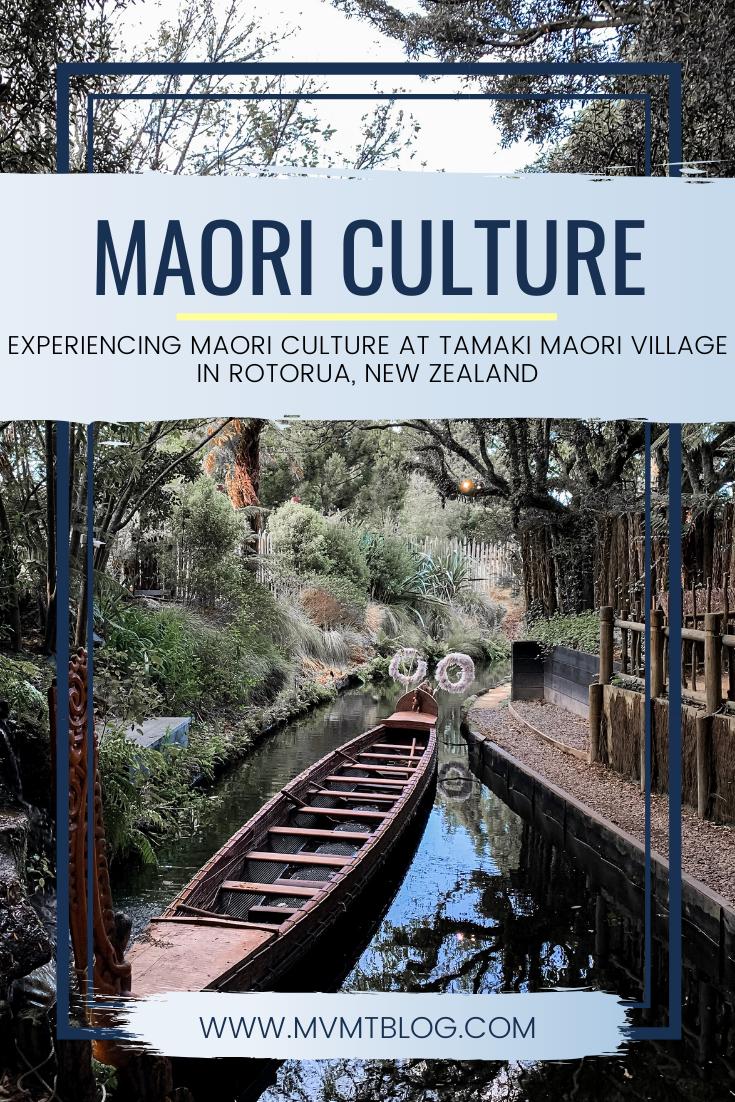 Experiencing Maori Culture at Tamaki Maori Village in Rotorua