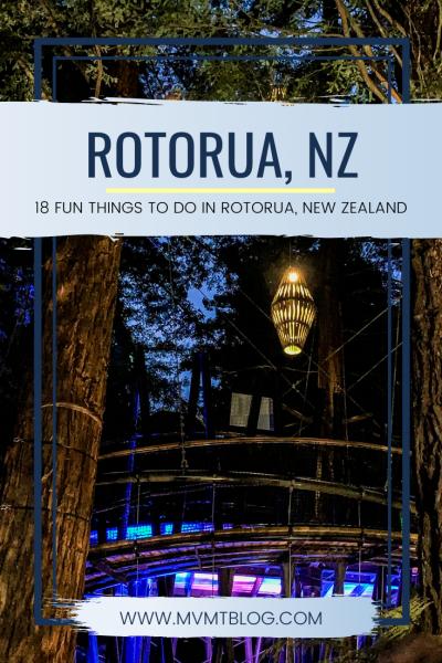18 Fun Things To Do In Rotorua