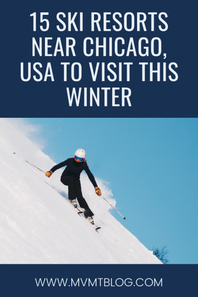 15 Ski Resorts Near Chicago to Visit This Winter