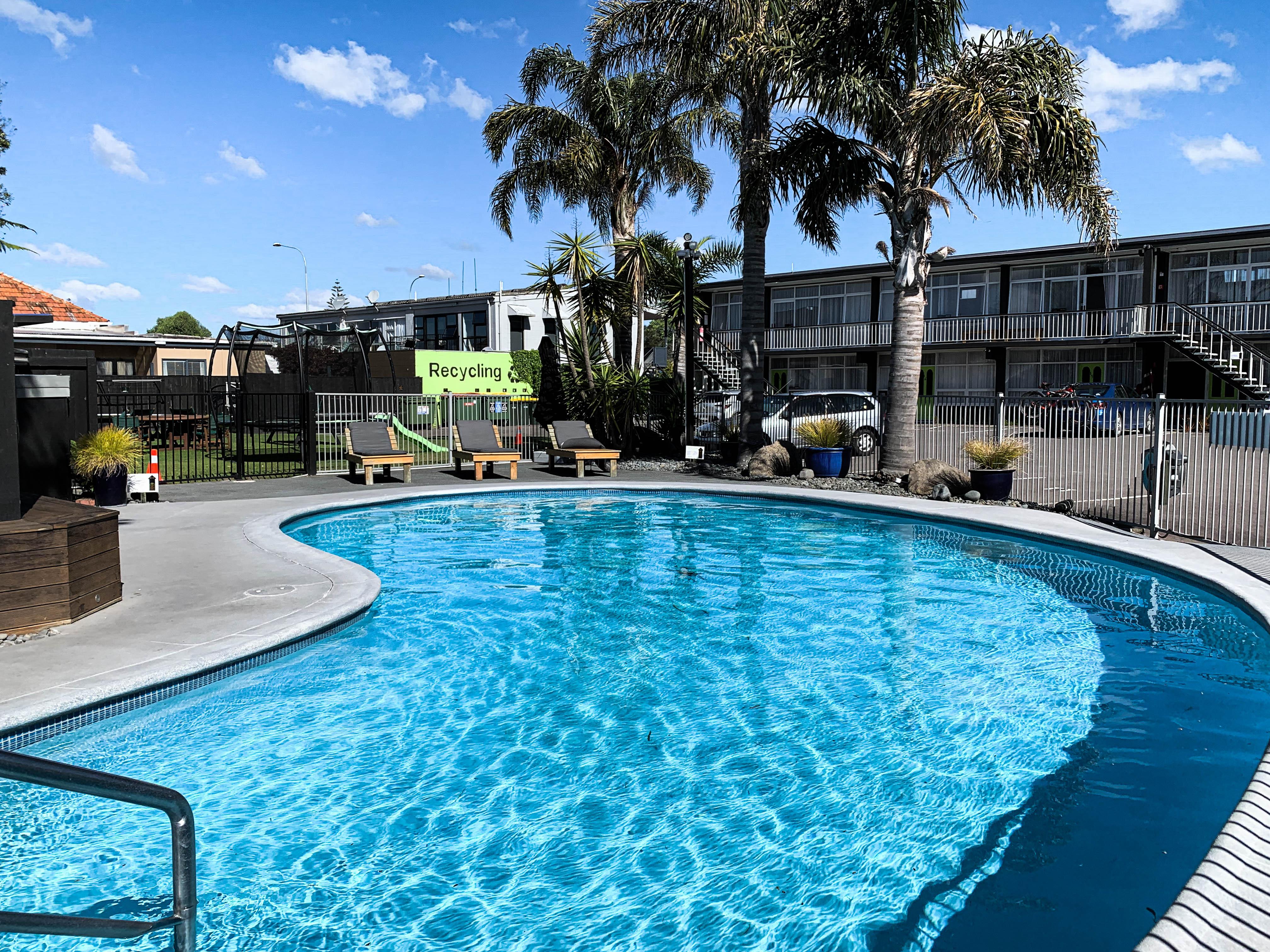 Aura Accommodation Rotorua