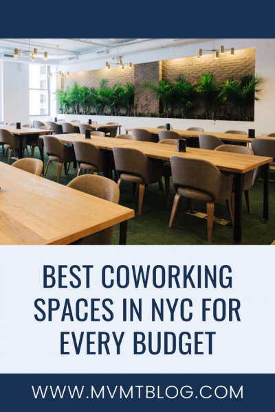 Best Coworking Spaces in NYC For Every Budget